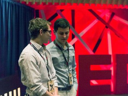 2015 TEDx students